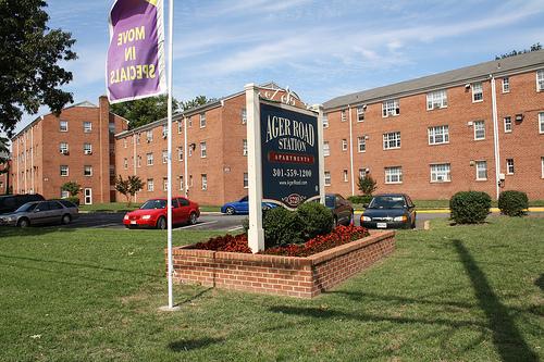Apartments Near West Hyattsville Metro Station