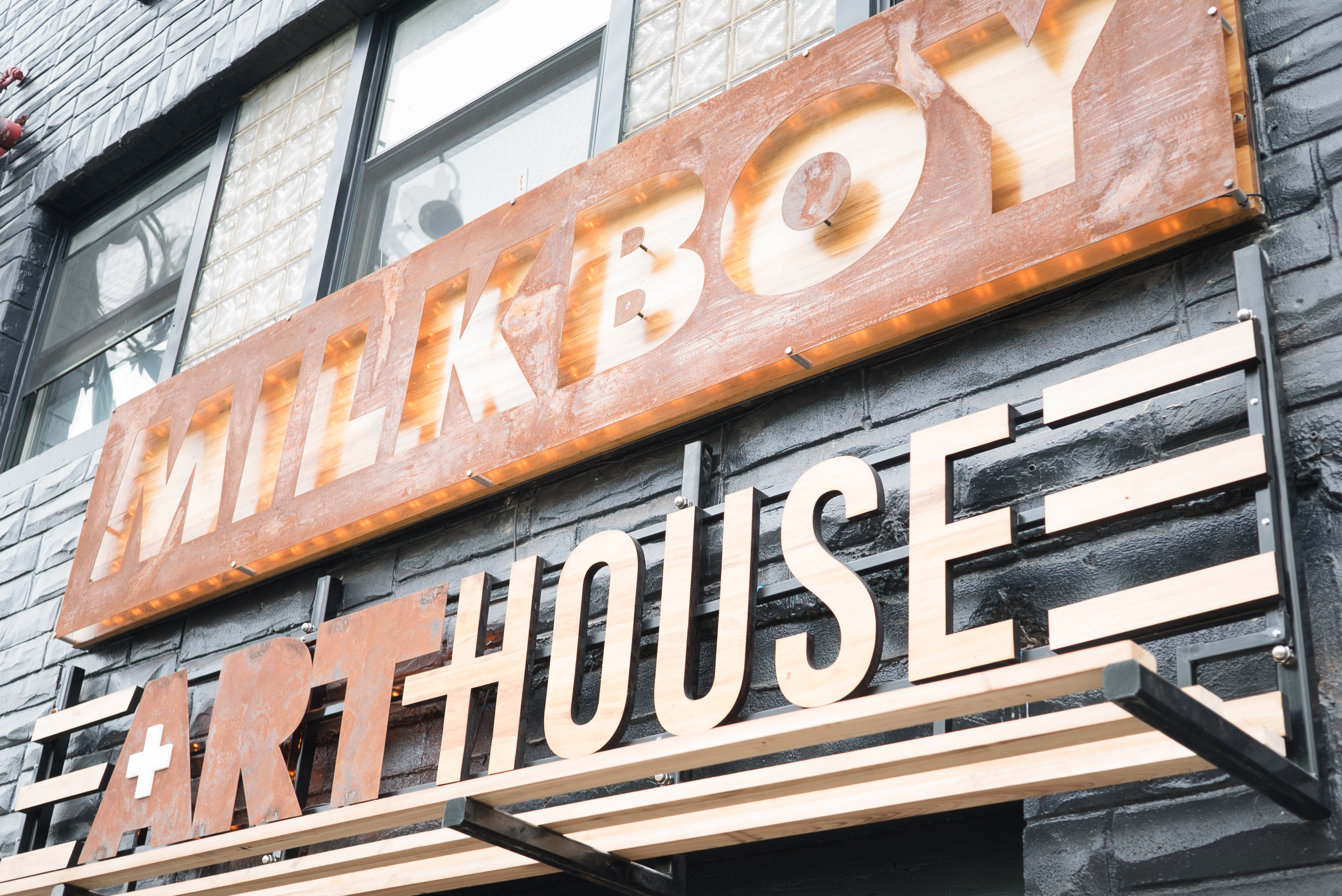 Milkboy Arthouse College Park Music Restaurants