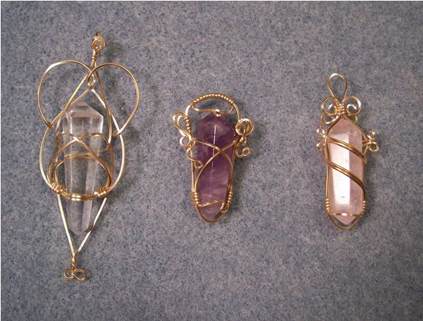Crystal WireWrapping 101 11am1pm