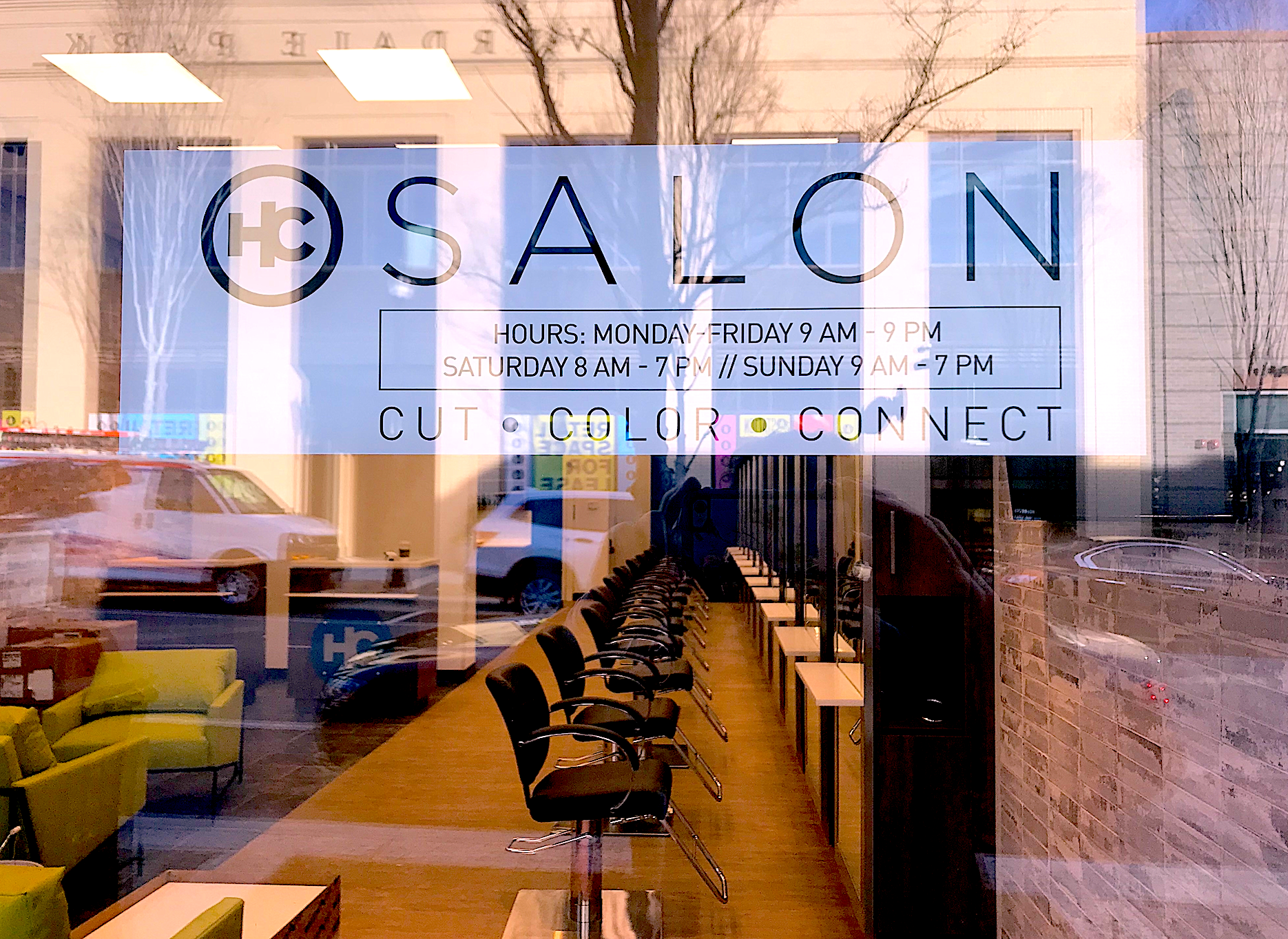 New Riverdale Park Hair Cuttery Now Open